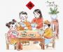 春节作文500字 写春节的作文